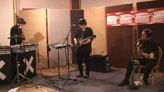 The xx - VCR + Basic Space (live on KCRW)