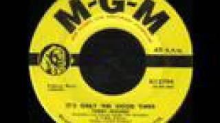 Tommy Edwards - It's Only The Good Times