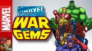 Infinity War: The Game!... Kinda (Marvel Super Heroes in War of the Gems, SNES)