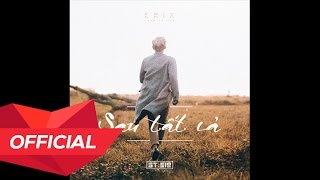 MONSTAR (ERIK) - 'MÙA ĐÔNG (WINTER)' (Official Audio)
