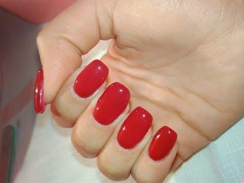Copertura in Gel su unghie naturali ~ 7 SEMPLICI STEP!