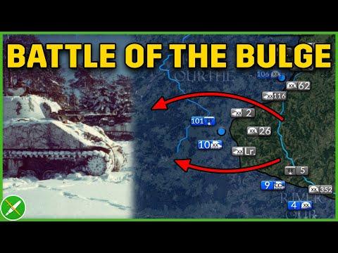 Battle of the Bulge 1944 DOCUMENTARY (2018)