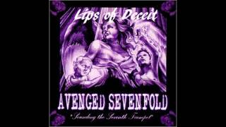 Avenged Sevenfold - Lips of Deceit Instrumental (Cover)
