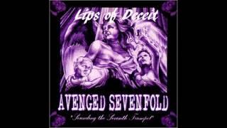 Avenged Sevenfold - Lips of Deceit Instrumental (Cover)