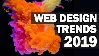 Top 5 Web Design Trends In 2019