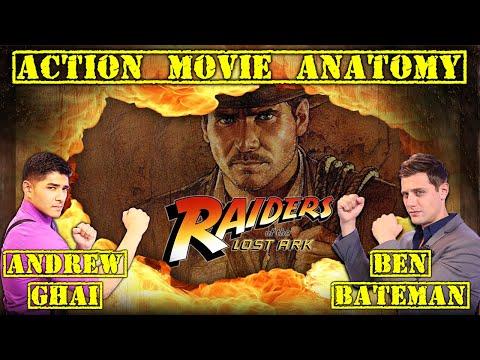 indiana jones raiders of the lost ark 1981 action movie anat