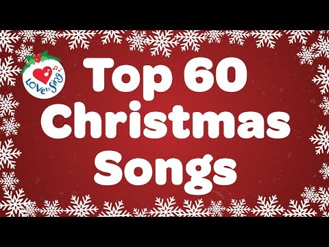 Christmas Playlist   Top 60 Most Beautiful Christmas Song and Carols