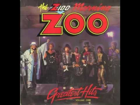 Z100 Morning Zoo Greatest Hits Vol.01 Part 04 Music Guests [WHTZ NYC] (1985)
