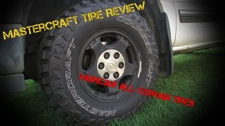 Master Craft Tires Review & Demo! -----New Tires For Andrew's DD!-----