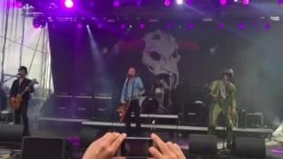 D-A-D - Riskin' It All, John Smith Festival, Laukaa 22.7.2017