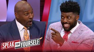 Lamar Jackson getting Mahomes money, Cowboys want Dak on franchise tag? | NFL | SPEAK FOR YOURSELF