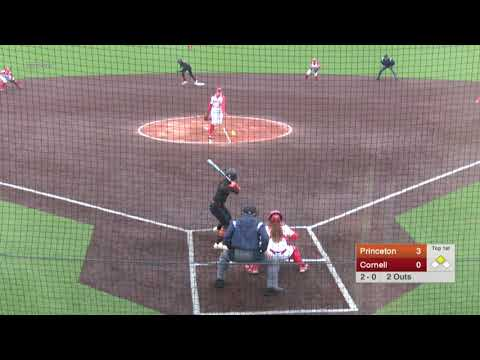 Highlights: Softball at Cornell, Game 1 - 4/27/19