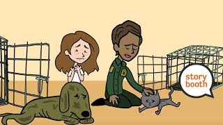 I Found Abused Animals In Cages and Rescued Them