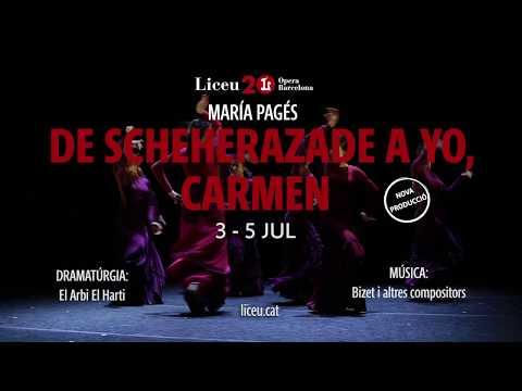 De Scheherezade A Yo, Carmen
