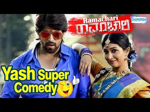 Mr and Mrs Ramachari actor YASH super comedy | Googly