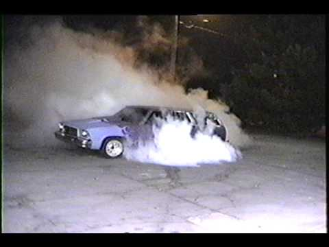 79 Malibu Wagon Burnouts W/ Powertrax Locker 1st Video Mp3