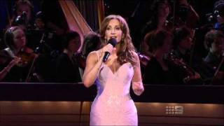Marina Prior - Angels We Have Heard on High - Carols by Candlelight 2010