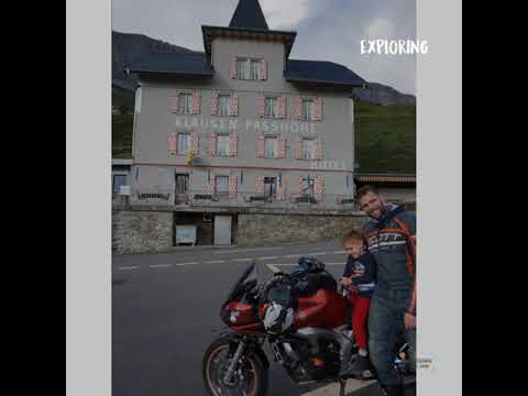 Exploring Switzerland by Motorcycle