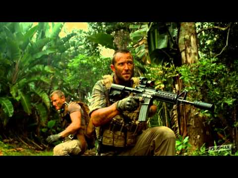 Strike Back Season 3: Episode 1 Clip - Scott & Stonebridge Parachute into Colombia