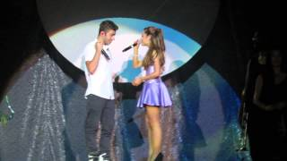 "Almost is Never Enough (feat. Nathan Sykes) - Ariana Grande ""The Listening Session"" Toronto 8/27/13"