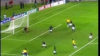 C.Ronaldo Vs. Robinho - Showboat (Soccer AM)