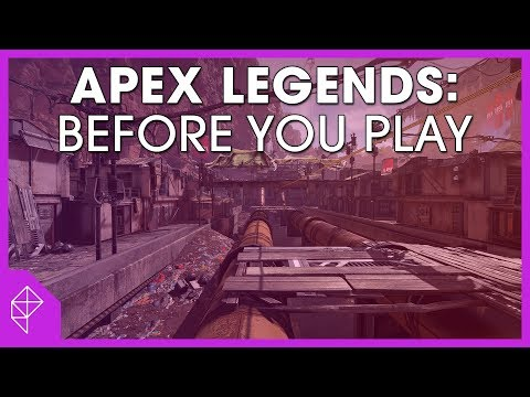 Apex Legends: Beginner's Guide | What to know before you start playing