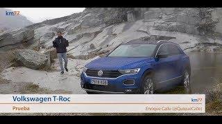 Vídeo | Volkswagen T-Roc 2018 - Prueba