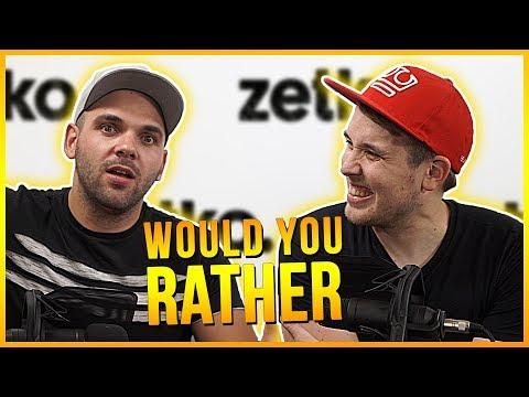 Jirka a Pedro - WOULD YOU RATHER - Chtěli bychom umět mluvit se zvířaty?