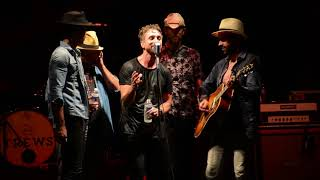 The Trews - Ishmael & Maggie @ Canalside [7-12 -18]