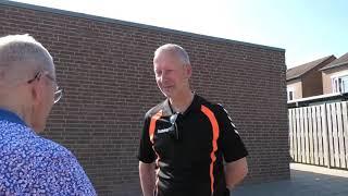 Interviews HSSC '61-  SV Meerkerk
