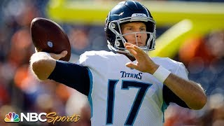 NFL Week 7: TNF review, Tannehill stepping up, Ramsey in LA | The Daily Line | NBC Sports