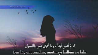 عشق كالمنفى .. اغنية تركية جميلة جداً - Derya Uluğ - Sürgün aşkımız مترجمة