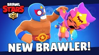Brawl Talk! New Legendary Brawler, Skins, and MORE!