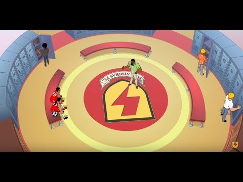Supa Strikas - Season 2 Episode 15 - Training Trap