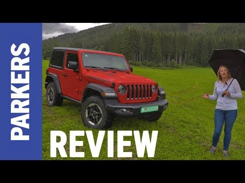 Jeep Wrangler SUV Review Video