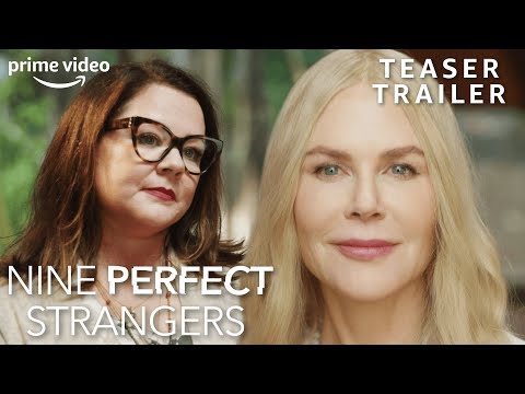 Nine Perfect Strangers (Teaser 'Your Journey To Wellness Begins   Soon')