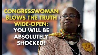 Cynthia McKinney: Truth About 9/11, 2008 Bailouts And The Sinister DEEP STATE - BREAKING!