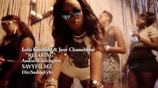 Gambar cover RELAXING Leila Kayondo & Dr. Jose Chameleone (Official Video)