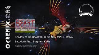 """Shadow of the Beast OC ReMix by Sir_NutS, Stephen Kelly: """"89 Is the New 19"""" [The Forests] (#4019)"""