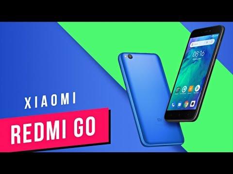 Обзор Redmi Go | Самый дешевый смартфон от XIAOMI