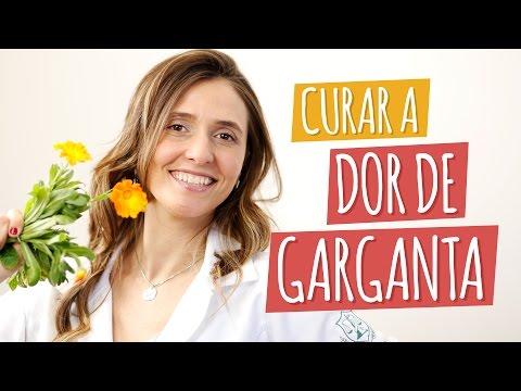 Imagem ilustrativa do vídeo: CURAR A DOR DE GARGANTA com remédios naturais incríveis