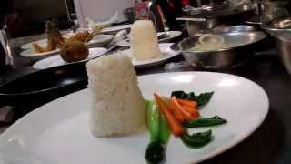 Aksi Chef Di Dapur Hotel