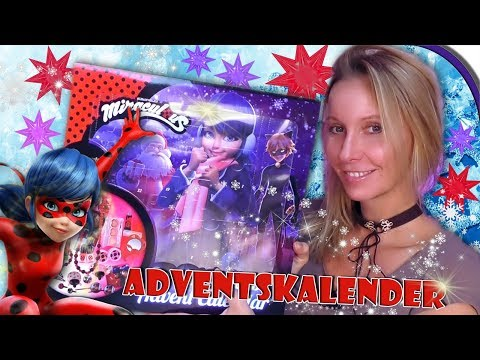 Adventskalender MIRACULOUS 🐞 LEERES Türchen!?🎄Beauty Adventskalender öffnen
