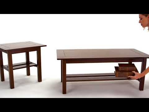 Lewis T309-13 Occasional Table Set