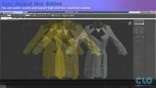日本yuka裕輝系統Myu-3d複雜款式2d模擬試穿影片