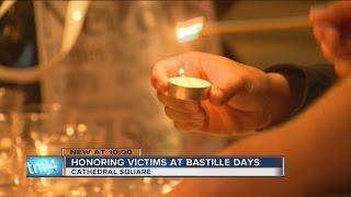 Bastille Days Milwaukee has moment of silence