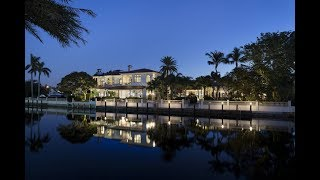 Boca Raton Real Estate   Luxury Waterfront Homes in Florida   4101 Ibis Point Circle, Boca Raton, FL