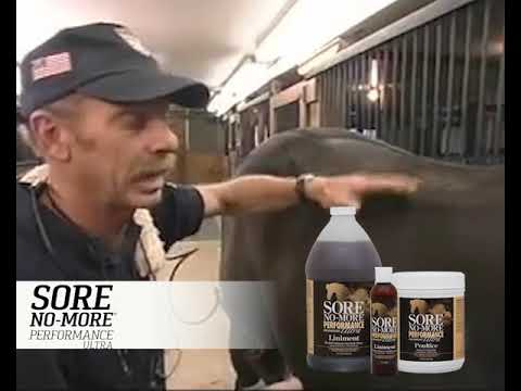 Sore No-More Liniment (16 oz) Video
