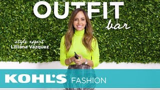 Stylist Q&A: New Denim + Fall Trends   The Outfit Bar At Kohl's