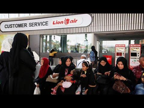 Ινδονησία: Συντριβή αεροσκάφους με 188 επιβαίνοντες